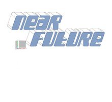Near Future Logo by MessyhairKris