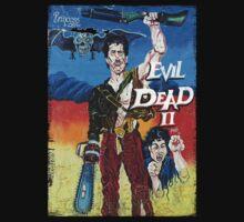 Evil Dead II by GarfunkelArt