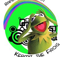 Kermit the Frog by hboyce12