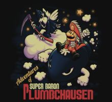 Adventures of Baron Plumbchausen by Harzack