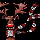 rudolph the red nosed reindeer two by BizarreBunny