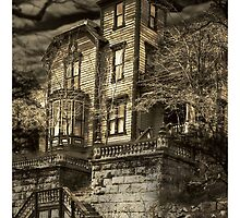 Haunted House by Lisa Vollrath