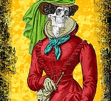 Dapper Dead Lady by Lisa Vollrath
