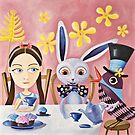 The Tea Party by Margaret Krajnc