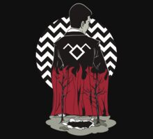 Black Lodge by FunButtonPress