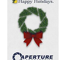Aperture Christmas Card by ajf89
