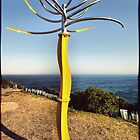 "Sculpture by the Sea 2013 - Hiroyuki Kita ""Like a Flower Swaying in the Wind"" by andreisky"
