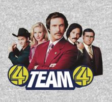 Channel 4 news team - Ron Burgandy by OnlyTheBest