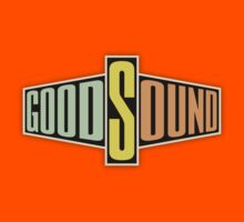 Good Sound Colorful decoration Clothing & Stickers by goodmusic