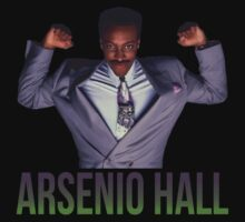 Arsenio Hall by Conrad B. Hart