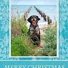 Christmas Card Number 1 by Australian Brittanys