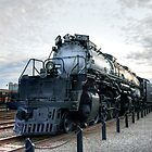 Big Boy of the Rails by Gene Walls