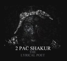 2PAC LYRICAL POET  by viperbarratt
