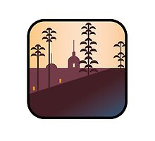 There's an app for that Hotel California by Christophe Gowans