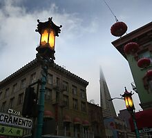 That's China Town by David Denny
