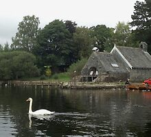 Keswick Boat House by GeorgeOne