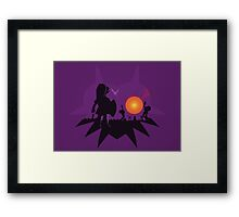 Dawn of the Final Day (Majoras Mask) Framed Print