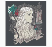 Khaleesi Life game of thrones sticker by EdWoody