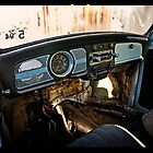 VW Dash by Jesse J. McClear