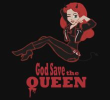 God Save the Queen (of Hell) by Nikki LeComte