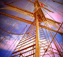 * CROWS NEST  * TALLSHIPS * 2013 * by Ritchard Mifsud