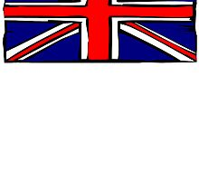 United Kingdom Flag by kwg2200