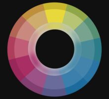 CMYK Wheel by Brinjen