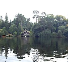 Derwent Isle and Boat House by GeorgeOne