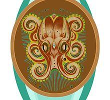octopus shirt. by resonanteye