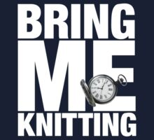 Bring Me Knitting (Eighth Doctor) Kids Clothes