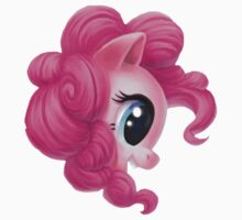 Pinkie Pie Head  by georgeval