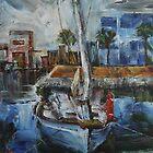 Deserted Quay by Stefano Popovski