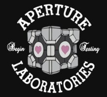 Aperture Laboratories - Please Begin Testing by novawhitefire