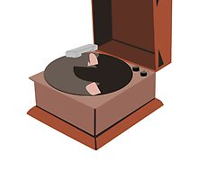 Record Player by kwg2200