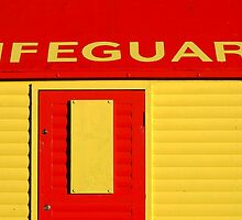 Lifeguard by mikeosbornphoto