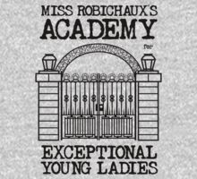 School Uniform: Miss Robichaux's Academy for Exceptional Young Ladies by missmarneyg