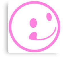 SMIL(E)Y Canvas Print