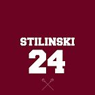 Stilinski 24 by Denice Meyer