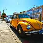 Yellow Bug by biscuitduff