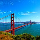 Golden Gate by biscuitduff