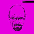 Walter White aka Heisenberg Purple by seanings