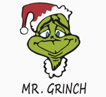 Mr. Grinch  by smentcreations