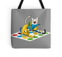 Adventure Time Twister Tote Bag