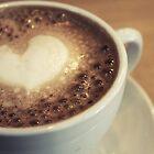 Coffee Love by Caroline Fournier