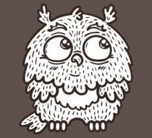 Baby owl. Kids Clothes