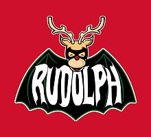Super Rudolph by fishbiscuit