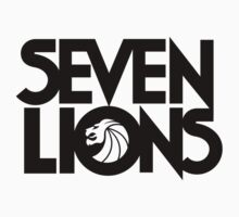 Seven Lions Logo by N3ON