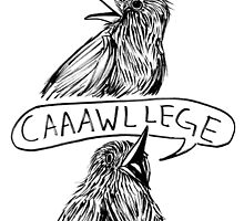 CAWLLEGE by Milo Gould