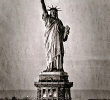 Lady Liberty  by Terry Arcia