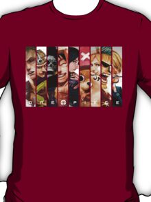 Memories of One Piece T-Shirt
